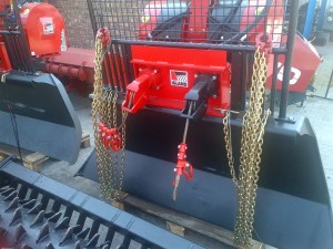 Igland Forestry Winches