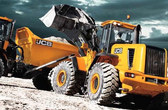JCB Construction Vehicles