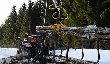 Igland Trailers & Loaders - Forestry