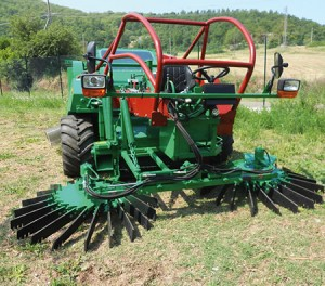 AGRICULTURE PRODUCTS - HARVESTING MACHINERY & EQUIPMENT