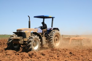 New Holland Tractor LVT