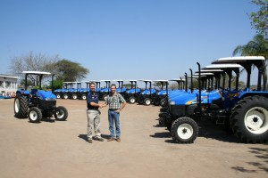 New Holland Dealers/Agents South Africa