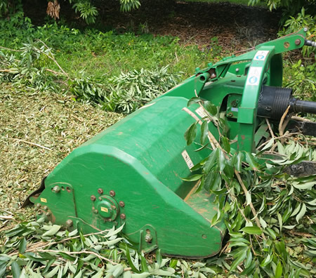 Agriculture - Mulching Machinery LVT FACMA