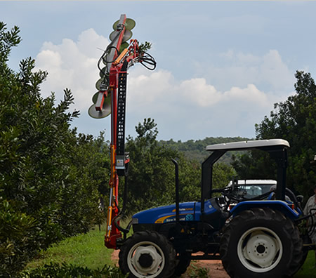 Agriculture - Pruning BMV LVT Machinery