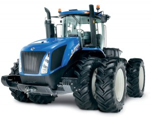 T9 TRACTOR