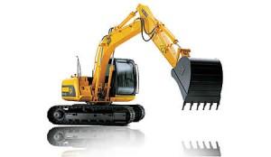 Tracted Excavator JCB
